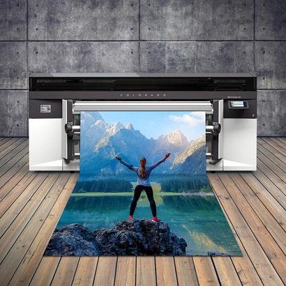 RPI Europe welcomes the new Colorado 1650 printer