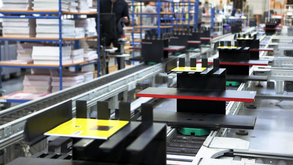 Automated production of photo books