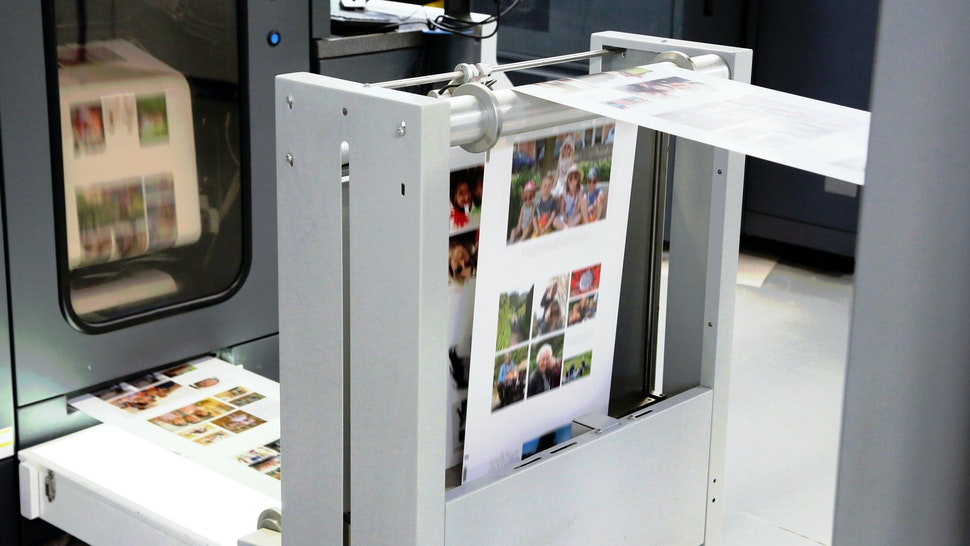 Printing personalized products